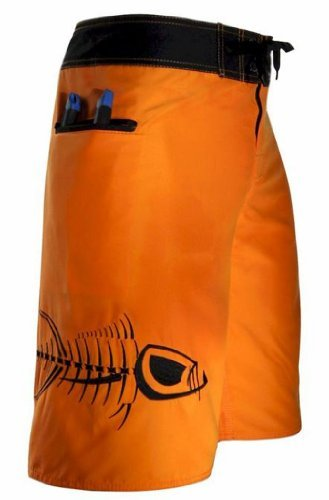 Tuna Board Boardshorts Orange 36