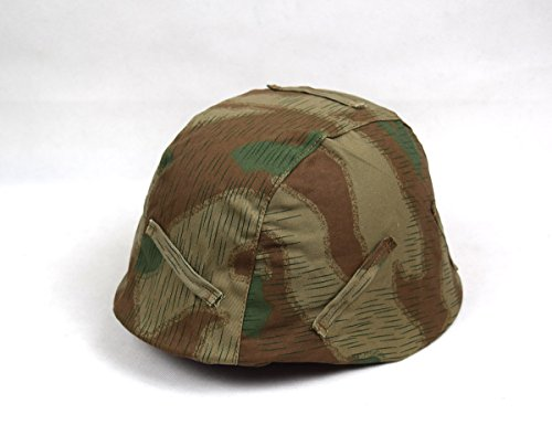 Wwii Cover - Chengxiang Replica WWII German M35 M40 Helmet Cover Splinter Camo Color