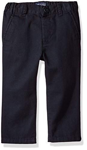 The Children's Place Baby Boys' Toddler Skinny Chino Pants, New Navy 7033, 3T