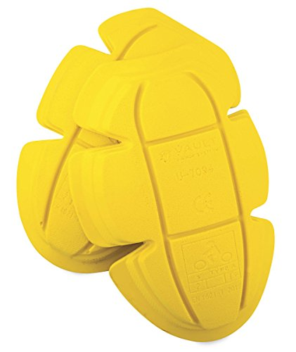 Speed and Strength N7 Shoulder Pad Armor - Yellow by Speed and Strength
