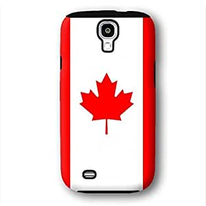 Canadian Canada Flag Samsung Galaxy S4 Armor Phone Case