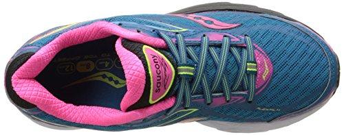 Pink Deepwater Shoe 8 Running Women's Road Citron Ride Saucony qna0ZS4wCw