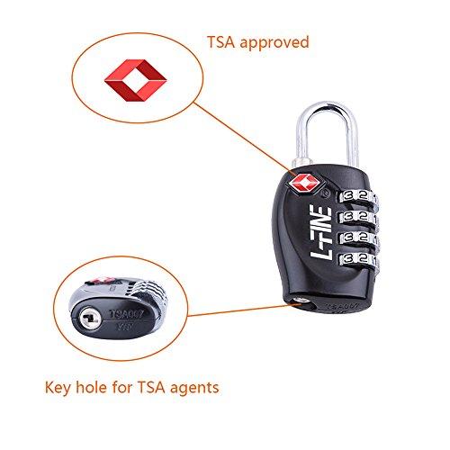 how to work a tsa lock