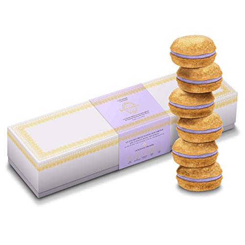 🥇 Bonne et Filou Dog Macarons | Luxury Dog Treats Handmade in The USA | Healthy and Delicious Gourmet Dog Snack with All-Natural Ingredients for Dogs