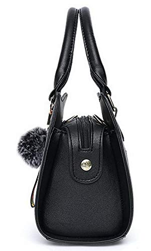 Bandoulière Femme Noir Achats Zippers Aalardom Tsfbg181807 Sacs À Robe HTzxvwq