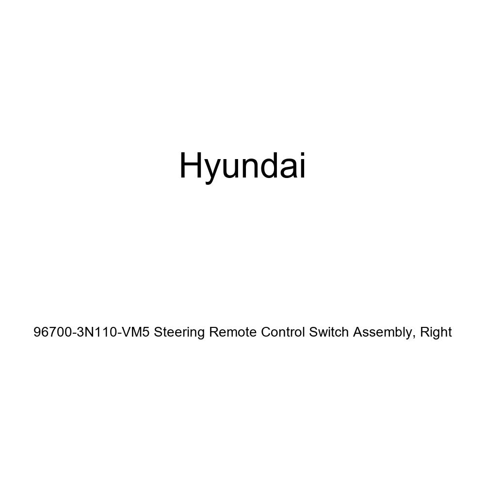Right Genuine Hyundai 96700-3N110-VM5 Steering Remote Control Switch Assembly