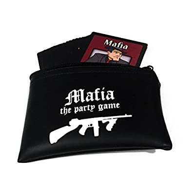 Apostrophe Games Mafia The Party Game: Toys & Games