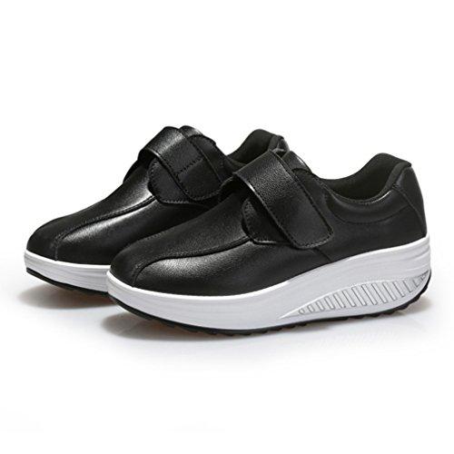 Zapatillas LFEU altas LFEU negro Zapatillas Mujer xFZ5Evww