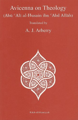 Read Online Avicenna on Theology PDF