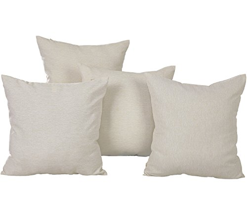 Deconovo Cushion Covers Invisible Pillowcases product image