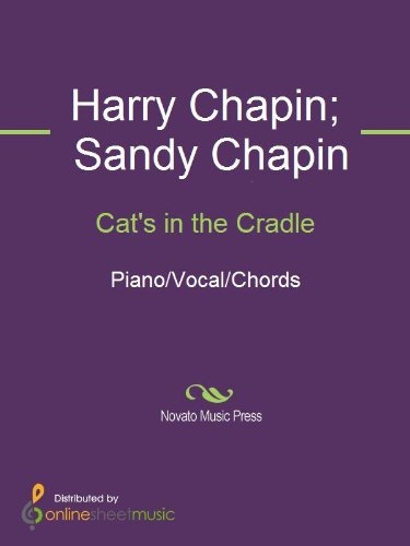 Cat\'s in the Cradle - Kindle edition by Harry Chapin, Sandy Chapin ...
