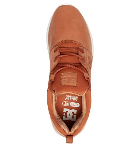 DC Shoes Heathrow LE - Shoes - Schuhe - Männer - EU 42.5 - Braun