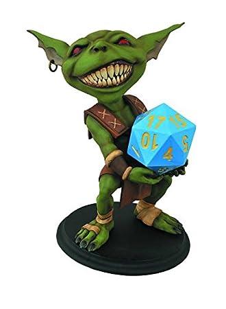 Amazon Com Diamond Select Toys Pathfinder Goblin Vinyl Figural Bank Toy Toys Games