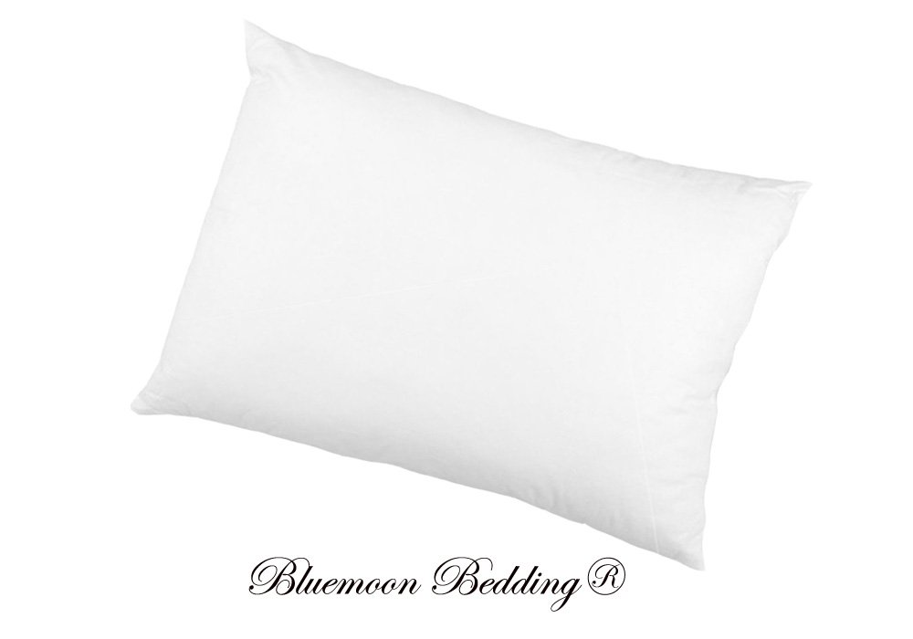 Bluemoon Bedding® Cot bed Junior Toddler Anti Allergy Pillow 1 x Cot Bed Pillow Size: (40cm by 60cm)