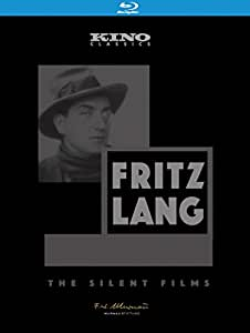 Fritz Lang: The Silent Films [Blu-ray]