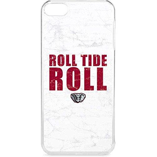 Skinit University of Alabama iPod Touch 6th Gen LeNu Case - Alabama Crimson Roll Tide Design - Premium Vinyl Decal Phone Cover Alabama Crimson Tide Ipod