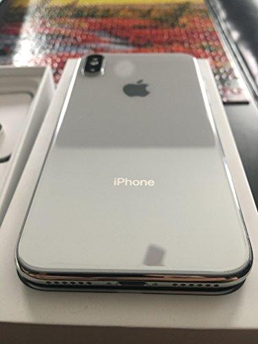 "Apple iPhone X 64GB 5.8"" Super Retina Display T-Mobile GMS Silver"