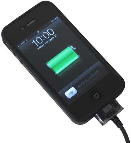 Verizon APL21VPCX Car Charger 2.1 AMP for iPhone 4 4S Black
