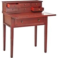 Safavieh American Homes Collection Abigail Cherry Fold Down Desk