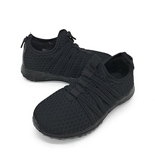 All Black Boys Shoes