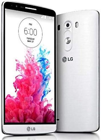 LG G3 D855 de 32 GB blanco libre: Amazon.es: Electrónica