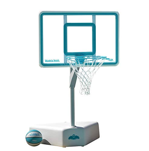 Pool Hoops - Dunnrite Products Splash and Shoot (Clear)