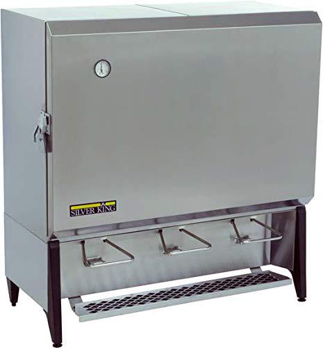 (Silver King SKMAJ3/C4 Refrigerated Milk Dispenser, 36