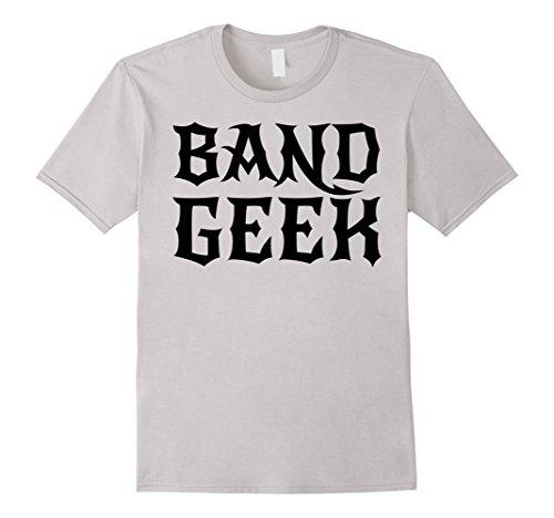 ing Band School High School T Shirt Medium Silver (High School Band T-shirts)