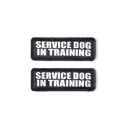 service dog patch stop - 3