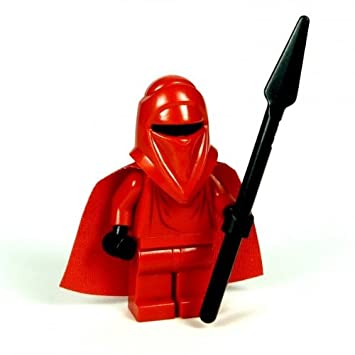 Lego Star Wars Figuren Rot