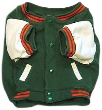Sporty K9 Miami Varsity Dog Jacket, Large