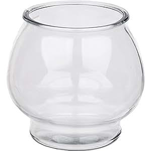Petco glass footed betta bowl 5 gallon for Fish bowl amazon