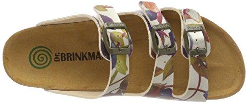 Dr. Brinkmann Women's 701148 Mules Gold (Gold (82)) 5qJOK