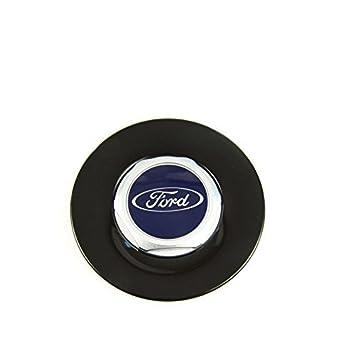 Ford Genuine Fiesta ST500 Alloy Wheel Centre Caps x4 2005-2008 New 1546504