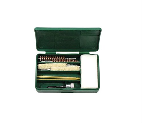 Pistol Cleaning Kit 8+ Pieces Brushes + FREE Cleaning Brush 9mm .357 .380 Gun