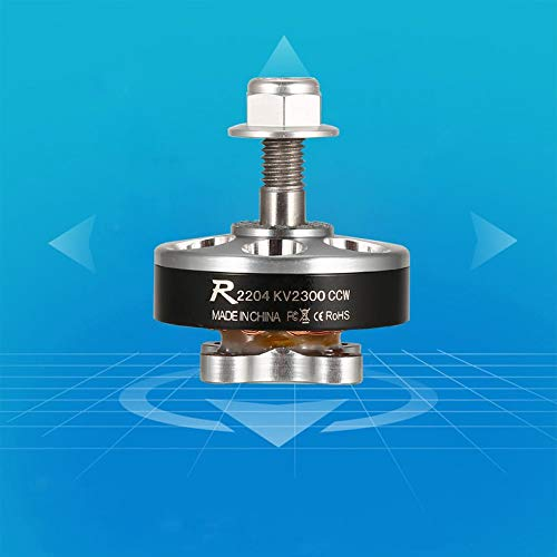 Wikiwand SUNNYSKY R2204 3-4S 2300KV Lightweight CCW Brushless Motor for RC Quadcopter by Wikiwand (Image #1)