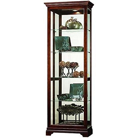 Howard Miller 680521 Elise Display Cabinet
