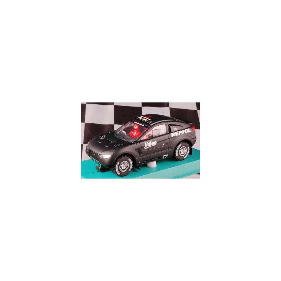 1/32 Avant Analog Slot Cars   Mitsubishi Lancer Racing   Test Car   Limited Edition (50701)