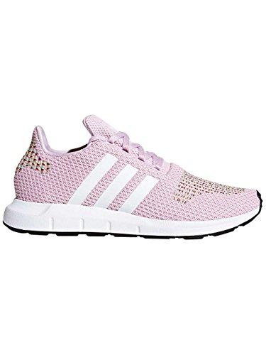 Sneaker Adidas Swift Run Da Donna Rosa / Bianco
