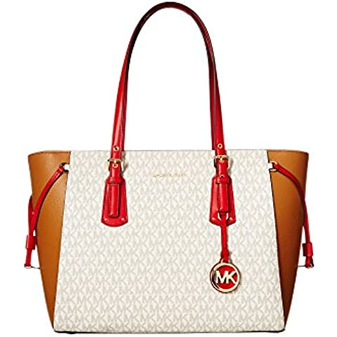 e72292adce870 MICHAEL Michael Kors Voyager Multi-Function Top Zip Medium Tote