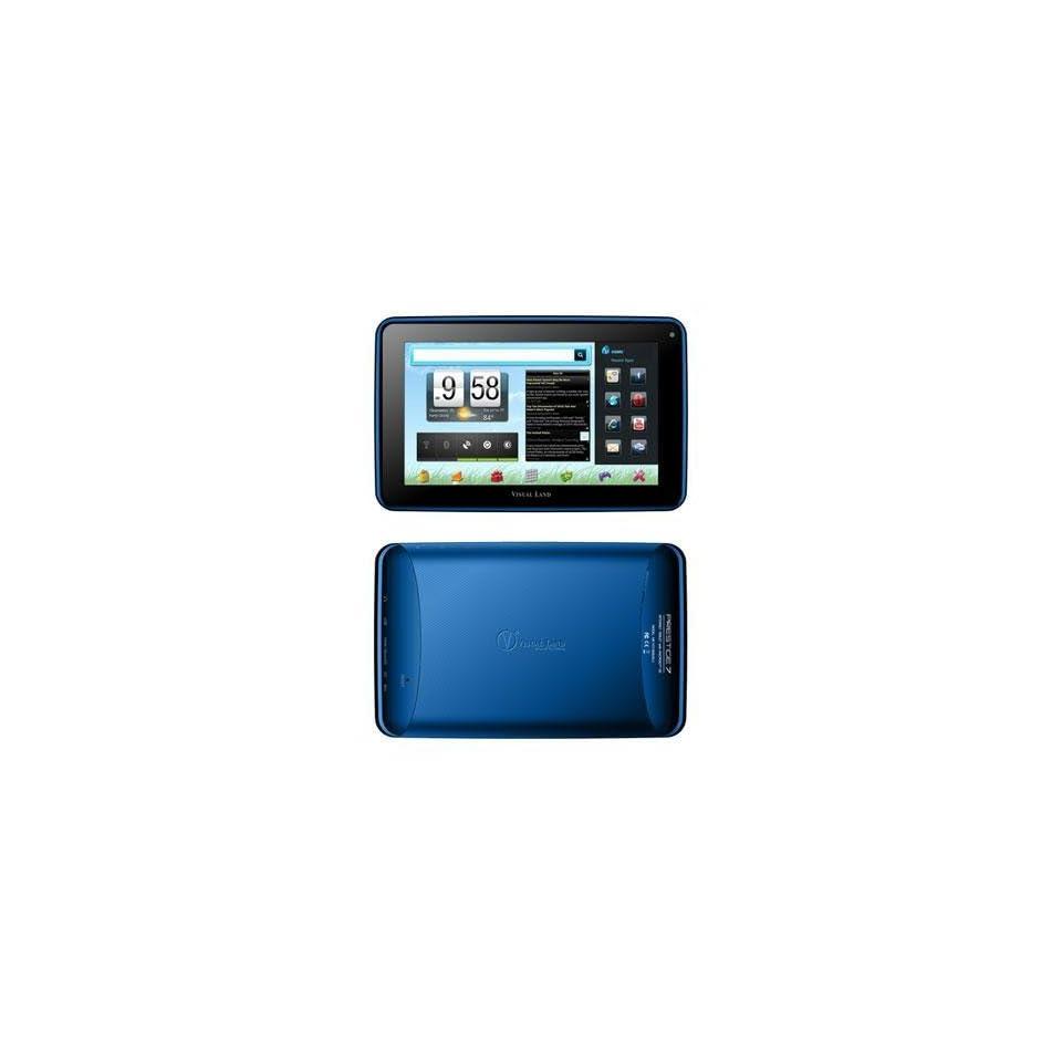 Visual Land Prestige 7 Tablet Blue (me 107 8gb blu)