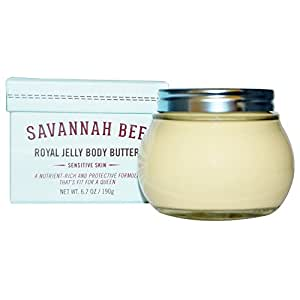 Savannah Bee Royal Jelly Body Butter for Sensitive Skin