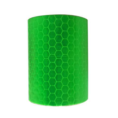 3m Marca de seguridad Cinta adhesiva adhesiva Autoadhesiva Cinta de advertencia Pel/ícula Verde 5cm