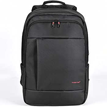 Kopack Business Backpack TSA Friendly Anti theft ScanSmart Laptop bag Black for 17 Inch