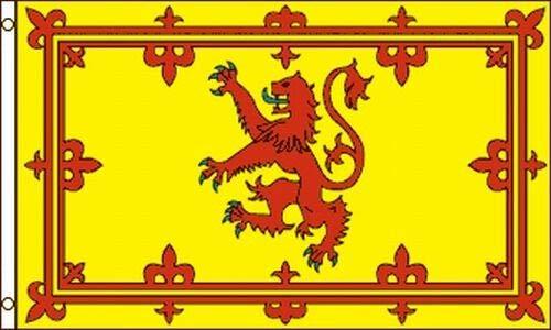Montree Shop Lion Rampant of Scotland Flag Royal Standard Banner Scottish Scotch Heritage
