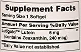 Puritans Pride Lutein 6 Mg with Zeaxanthin