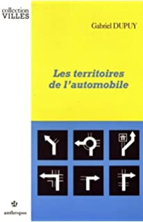Les territoires de lautomobile (Collection Villes) (French Edition)