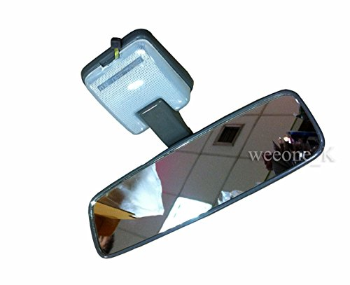 Inside Interior Rear View Rearview Mirror For Toyota Hilux Pickup MK3 1989-1997 (Single Cab)