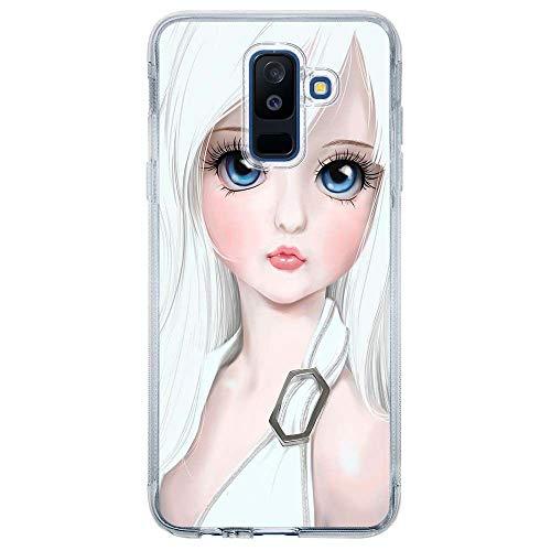 Capa Personalizada Samsung Galaxy A6 Plus A605 Designer - DE06