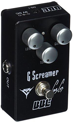 BBE G Screamer Gus G Signature Overdrive
